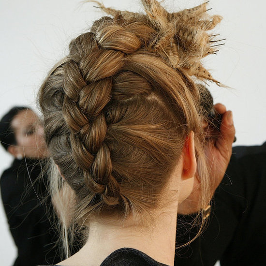 Built-in Braids