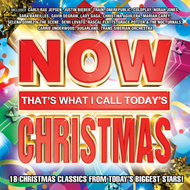 Various Artists: Now That's What I Call Today's Christmas ($10)
