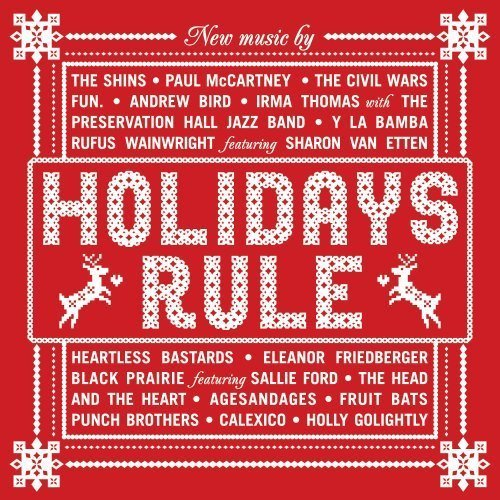 Various Artists: Holidays Rule ($7)