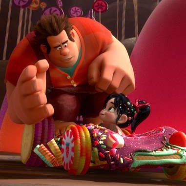 Wreck-It Ralph Movie Review
