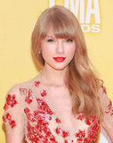 Taylor Swift Celebrates Her Red-Hot Release at the CMA Awards