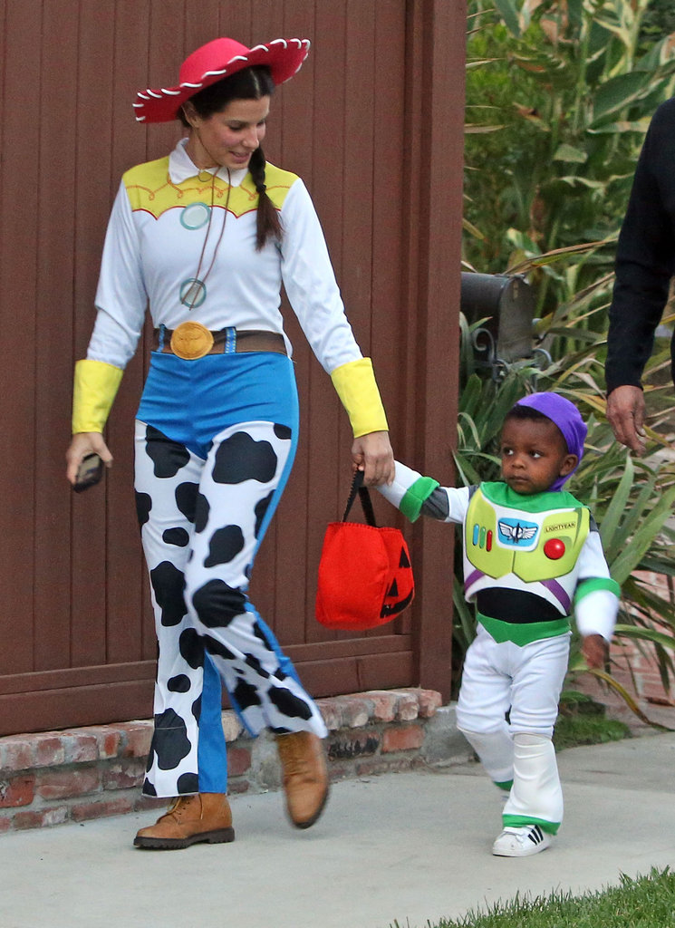 Celeb Inspiration: Buzz Lightyear