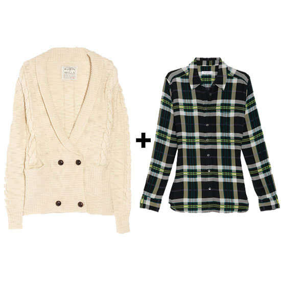 Cardigans and blouses are one of those eternally harmonious pairings. See which are our favorites for Fall.