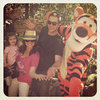 Celebrity Moms&#039; Instagram Pictures Week of Oct. 28, 2012