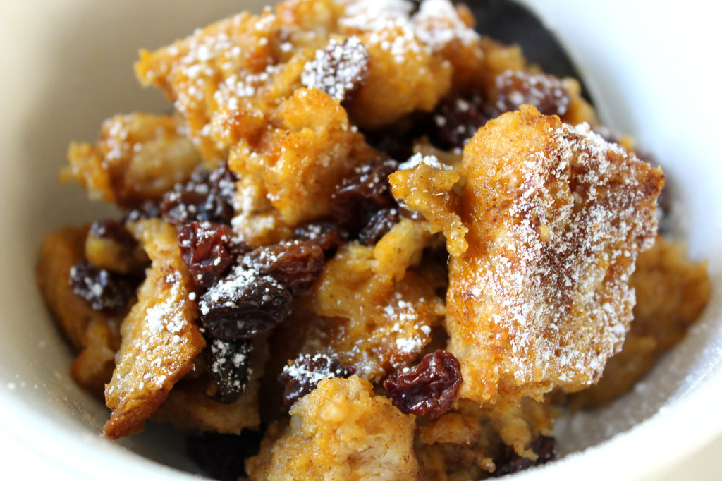 Dairy-Free Pumpkin Bread Pudding Recipe | POPSUGAR Fitness