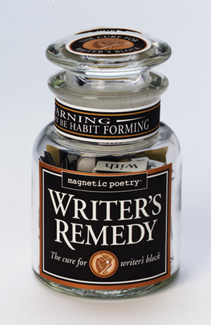 Writer's Remedy Magnets