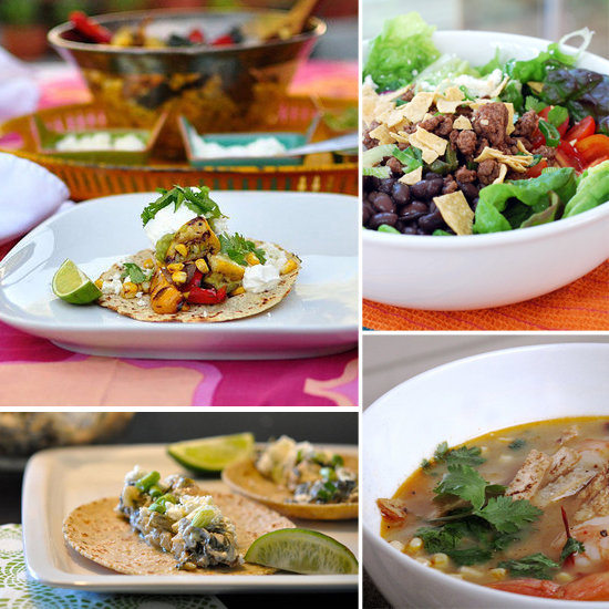 Make 5 Fast and Easy Mexican Meals This Week