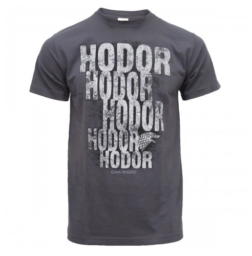 Game of Thrones Hodor T-Shirt ($25)