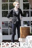 Evan Rachel Wood Shows Her Happy Glow Before Her Wedding