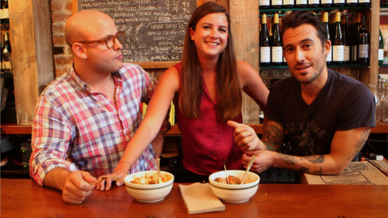Go Inside The Meatball Shop and Learn How to Make Their Meatballs!