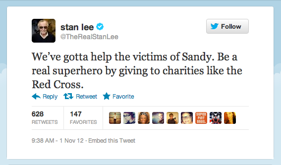 Superhero Sandy