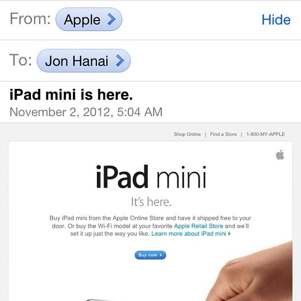 """Why must you tempt me, Apple."" — sojufied Source: Instagram user sojufied"