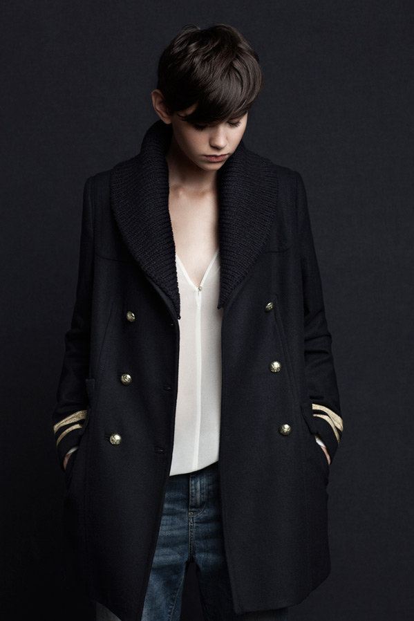 First Look — Zara Goes Nautical With Its New November Collection