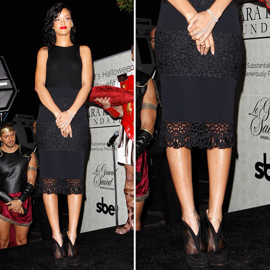 See why we're loving Rihanna's lacy look — then get your own.