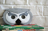 Little Bit Design Shop Snowy Owl Mask