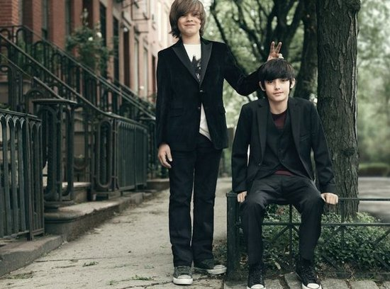 John Varvatos Brings Rock 'n' Roll Style to Little Boys