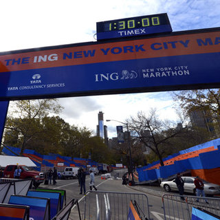 2012 NYC Marathon Canceled