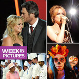 Blake and Miranda Show Love at CMAs, the Queen Goes Gourmet, and Adults Don Halloween Costumes
