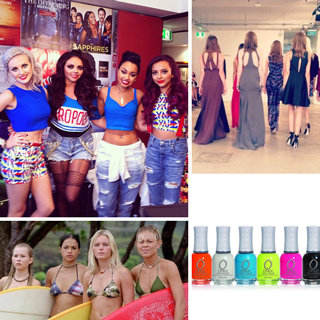Celebrity, Fashion & Beauty News: Little Mix, Kate Bosworth