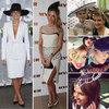 Derby Day Pictures: Jen Hawkins, Lara Bingle White, Nicole