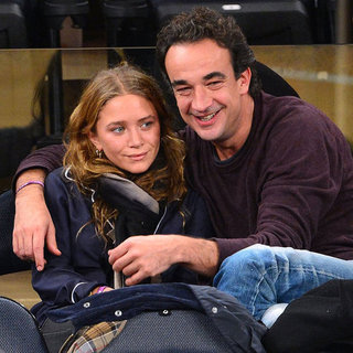 Mary-Kate Olsen and Olivier Sarkozy PDA Kissing Pictures