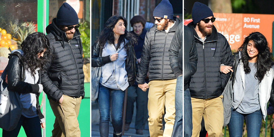 Jake Gyllenhaal Goes Public With a New Lady in His Life