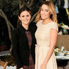 Rachel Bilson and Lauren Conrad Pictures at ShoeMint Party