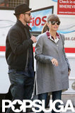 Justin Timberlake and Jessica Biel both sported shades in NYC in November 2012.