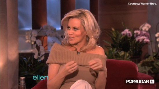 "Video: Jenny McCarthy Loves ""Up in the Air"" Relationship With New Guy!"