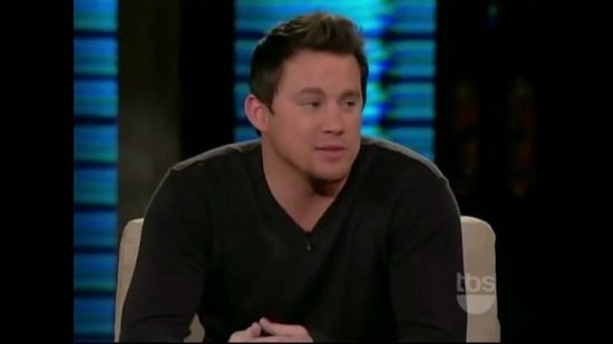 "Channing Tatum Talks Dance Moves and ""Abuelas"" With George Lopez"