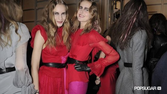 FabSugarTV: Fall 2011 New York Fashion Week Moments!