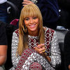 Beyonce Knowles With Bangs