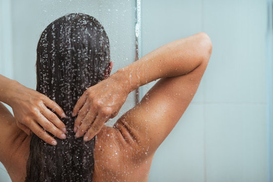Turn your shower into a spa popsugar beauty for Turn your shower into a spa