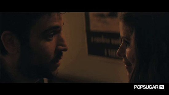 Josh Radnor Flirts With Kate Mara in This HappyThankYouMorePlease Exclusive Clip