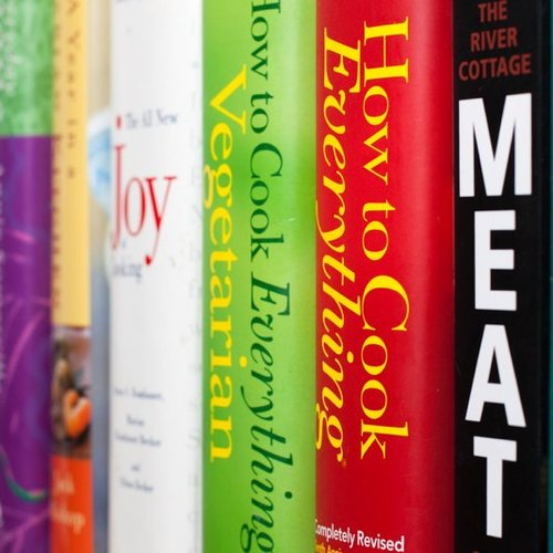 How to Organize Cookbooks