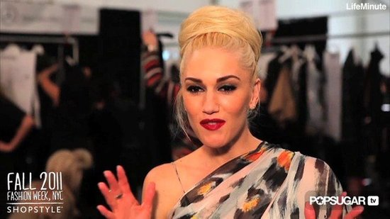 Gwen Stefani on Tweeting and Her Newest L.A.M.B. Collection