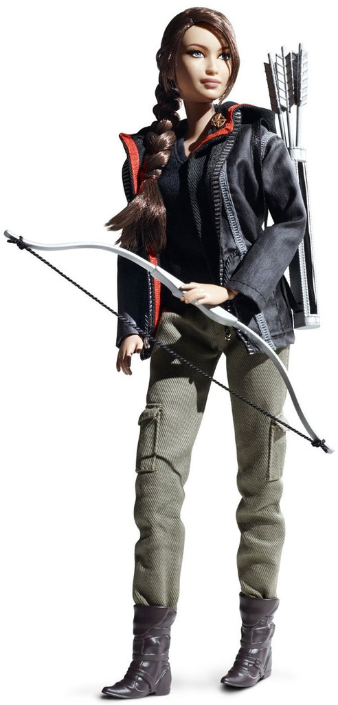 Katniss Everdeen Barbie Doll ($28)