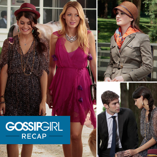 "Top OMG Moments From Gossip Girl ""Portrait of a Lady Alexander"""