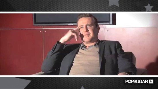 Video: Jason Segel Wants Batman Role & Ryan Reynolds's Abs