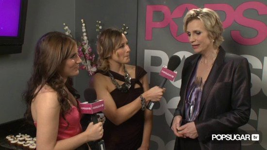 Video: Jane Lynch Wants Britney Spears Back on Glee!