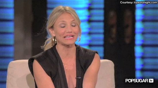 "Video: Cameron Diaz ""Pretty Sure"" She Bought Weed From Snoop Dogg!"