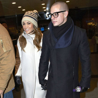 Jennifer Lopez and Casper Smart in Denmark | Pictures