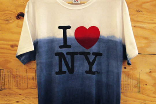 "OK, this t-shirt isn't officially ""on sale,"" but we had to include this Sebastian Errazuriz ""I Still Love NY"" Hurricane Sandy relief t-shirt ($40) in our roundup. One hundred percent of all proceeds goes to the Hurricane Sandy relief fund."