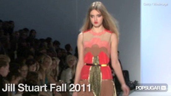 Fall 2011 New York Fashion Week: Bright, Bold Lip Color