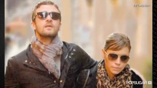 Video: Justin Timberlake and Jessica Biel's Cutest Moments Together