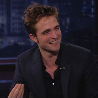 Robert Pattinson Twilight Interview With Jimmy Kimmel