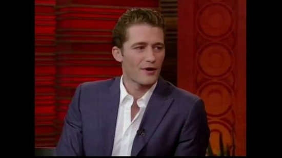 "Matthew Morrison Talks His New Album and Working With ""Best Friend"" Jane Lynch"