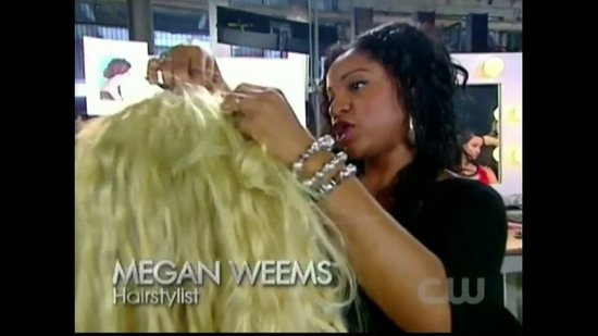 America's Next Top Model Update: Getting Rid of the Weave