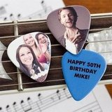 Custom Photo Guitar Picks