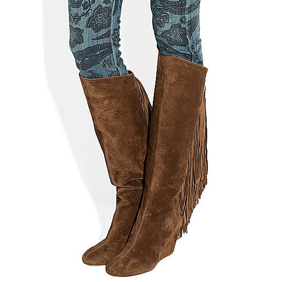 Best Fringe Boots | Fall 2012